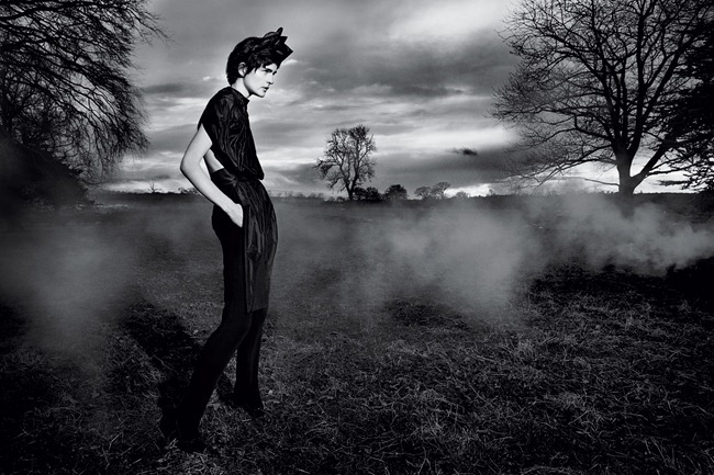 T STYLE MAGAZINE- Stella Tennant in The Rite of Spring by Solve Sundsbo. Katie Grand, Spring 2013, www.imageamplified.com, Image Amplified (3)