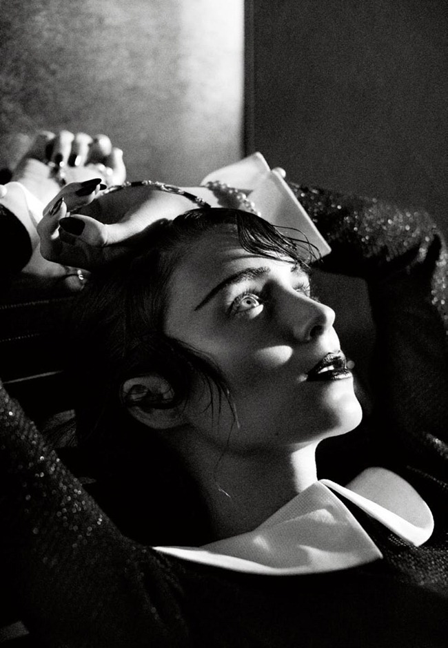 INTERVIEW MAGAZINE- Rooney Mara by Mikael Jansson. March 2013, www.imageamplified.com, Image Amplified