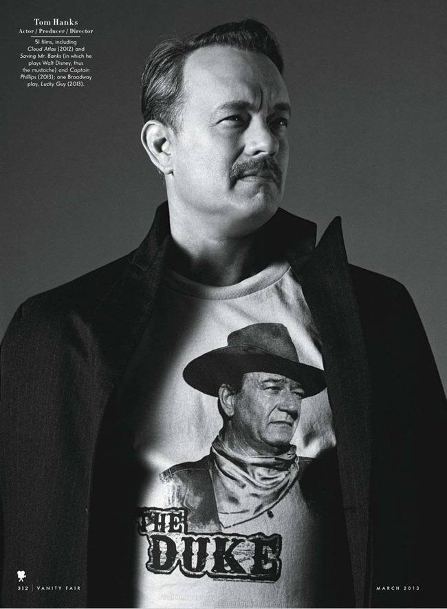 VANITY FAIR MAGAZINE- Bruce Weber's Adventures in Hollywood by Bruce Weber. March 2013, www.imageamplified.com, Image Amplified (2)