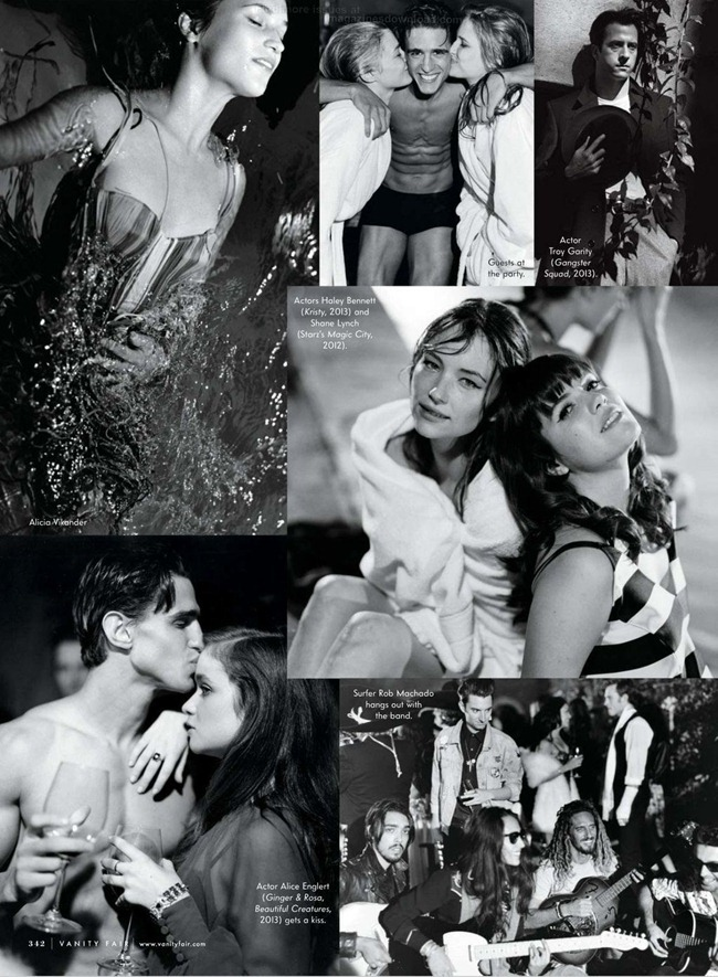 VANITY FAIR MAGAZINE- Bruce Weber's Adventures in Hollywood by Bruce Weber. March 2013, www.imageamplified.com, Image Amplified (26)