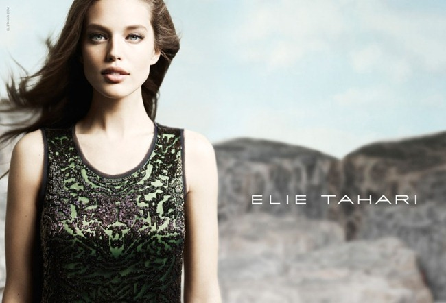CAMPAIGN- Emily Didonato for Elie Tahari Spring 2013 by Diego Uchitel. www.imageamplified.com, Image Amplified (5)