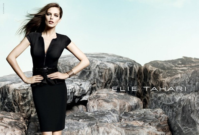 CAMPAIGN- Emily Didonato for Elie Tahari Spring 2013 by Diego Uchitel. www.imageamplified.com, Image Amplified (6)