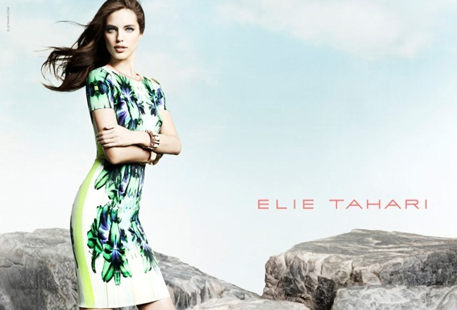 CAMPAIGN- Emily Didonato for Elie Tahari Spring 2013 by Diego Uchitel. www.imageamplified.com, Image Amplified (1)