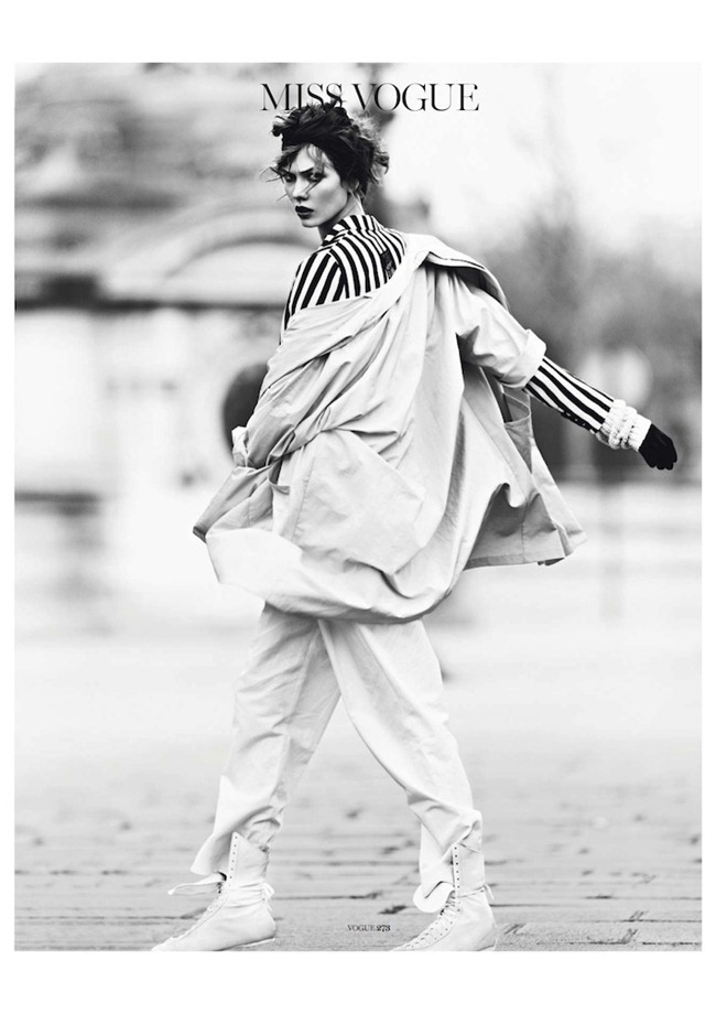 VOGUE PARIS- Karlie Klos in Street Dance by Lachlan Bailey. Geraldine Saglio, March 2013, www.imagegeamplified.com, Image Amplified (3)