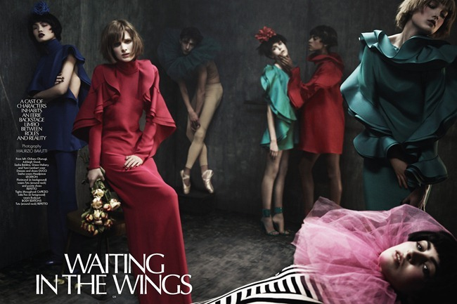 CR FASHION BOOK- Waiting in the Wings by Maurizio Bavutti. Spring 2013, www.imageamplified.com, Image Amplified (2)