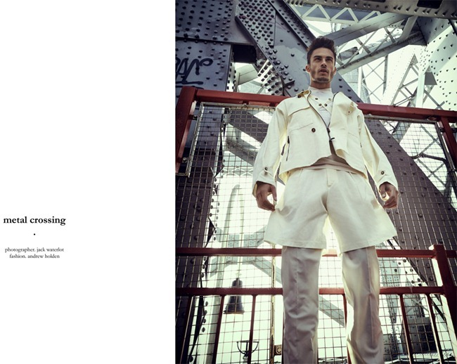 SCHON MAGAZINE- Baptiste Giabiconi by Jack Waterlot. Andrew Holden, www.iamgeamplified.com, Image Amplified