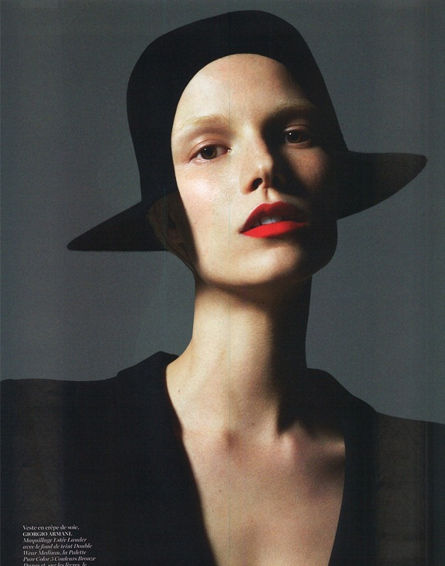 VOGUE PARIS- Suvi Koponen by Mert & Marcus, March 2013, www.imageamplified.com, Image Amplified