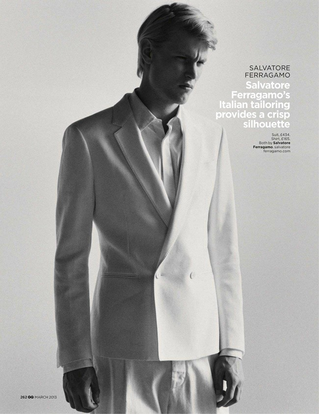 GQ UK- The Collections by Kurt Iswarlenko. Jo Levin, Spring 2013, www.imageamplified.com, Image Amplified (3)