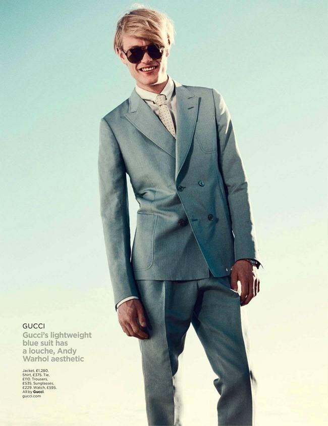 GQ UK- The Collections by Kurt Iswarlenko. Jo Levin, Spring 2013, www.imageamplified.com, Image Amplified (10)