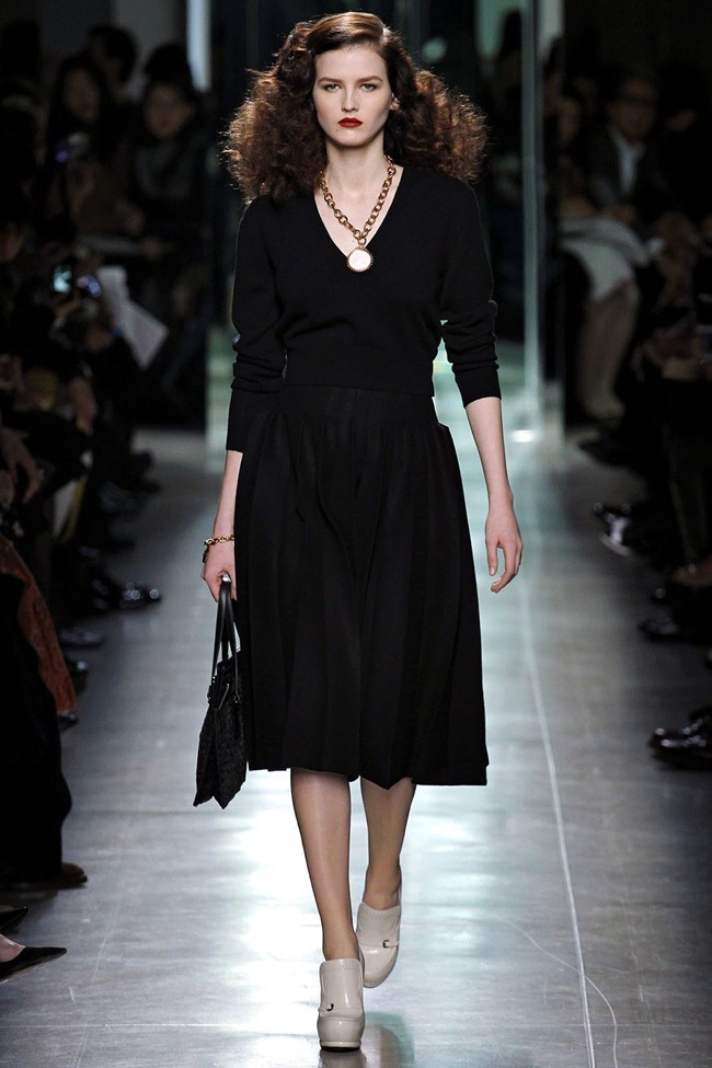 MILAN FASHION WEEK- Bottega Veneta Fall 2013. www.imageamplified.com, Image Amplified (13)