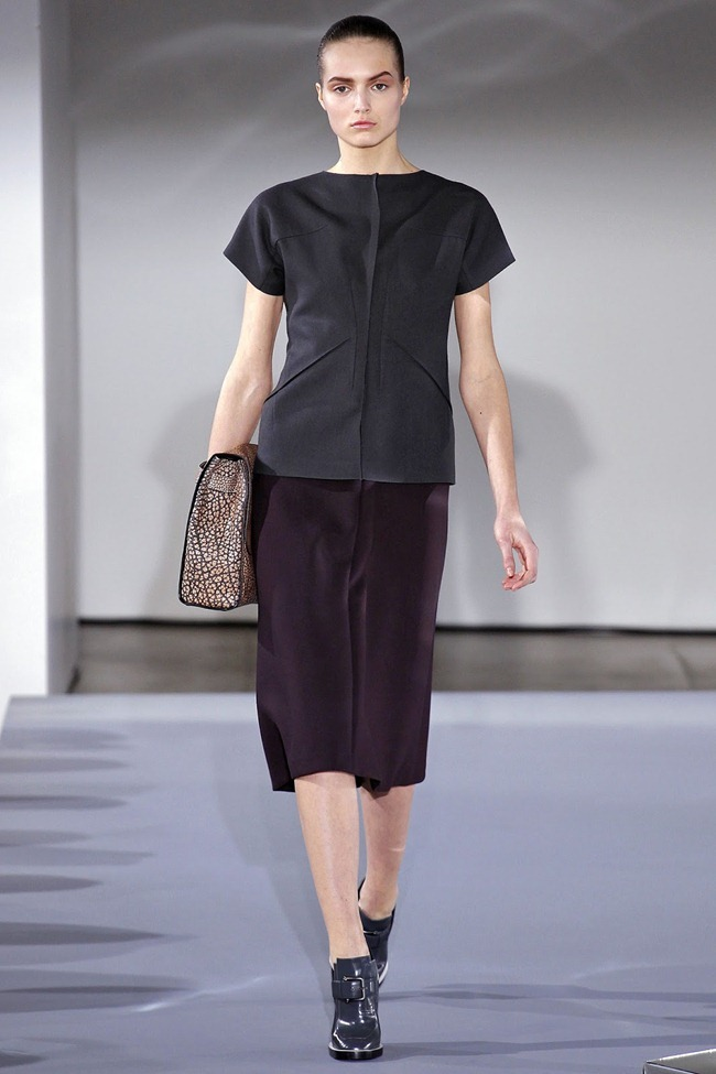 MILAN FASHION WEEK- Jil Sander Fall 2013. www.imageamplified.com, Image Amplified (5)