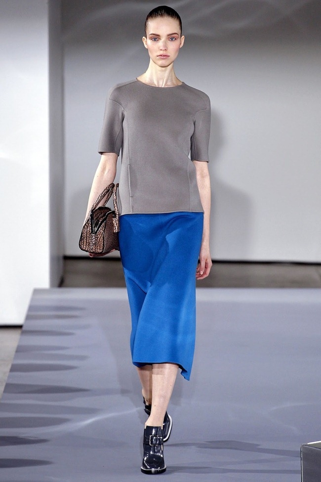 MILAN FASHION WEEK- Jil Sander Fall 2013. www.imageamplified.com, Image Amplified (22)