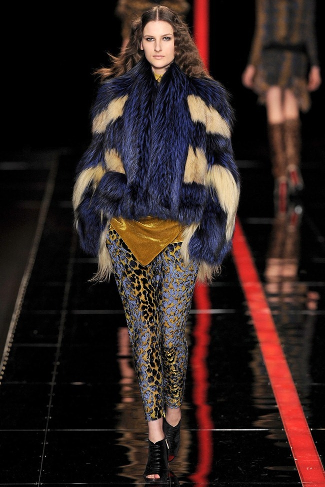MILAN FASHION WEEK- Just Cavalli Fall 2013. www.imageamplified.com, Image Amplified (25)