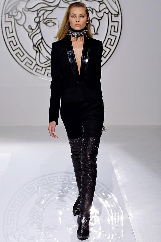 MILAN FASHION WEEK- Versace Fall 2013. www.imageamplified.com, Image Amplified (40)