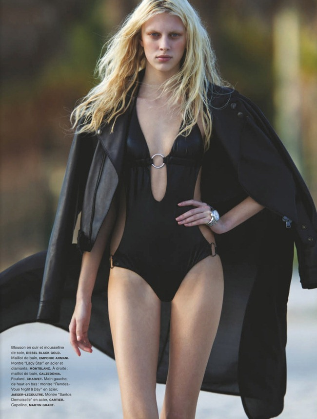 NUMERO MAGAZINE- Juliana Schurig in Harbour Island by Hans Feurer. Spela Lenarcic, March 2013, www.imageamplified.com, Image Amplified (1)