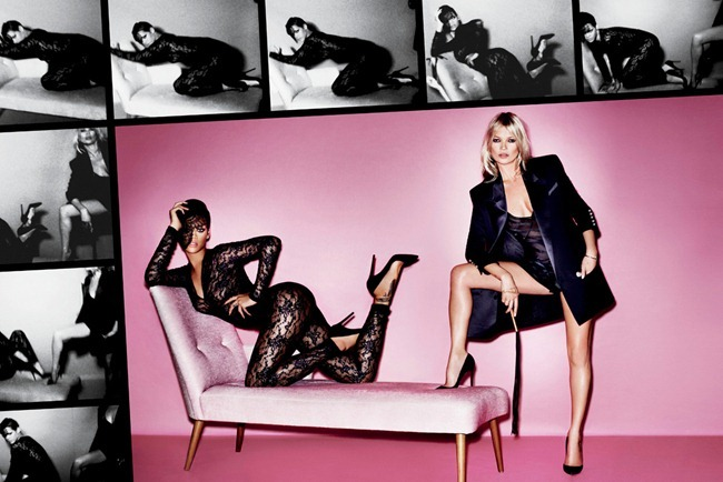 V MAGAZINE- Kate Moss & Rihanna by Mario Testino. Spring 2013, www.imageamplified.com, Image Amplified (4)