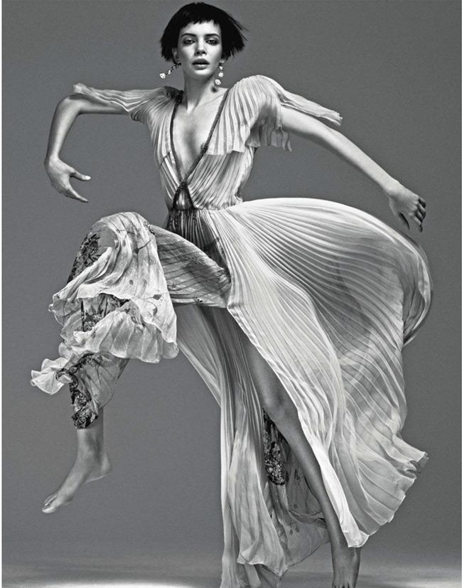 AMICA MAGAZINE- Anouchka Alsif & Sophie Srej in Scegli Il Tuo Stile by Jonathan Segade. Cristina Bernezzo, March 2013, www.imageamplified.com, Image Amplified (2)