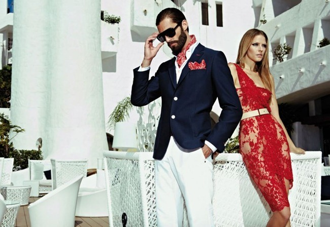 CAMPAIGN- Maximiliano Patane & Adrien Allen for Florentino Spring 2013 by Jordi Blacafort. www.imageamplified.com, Image Amplified (6)