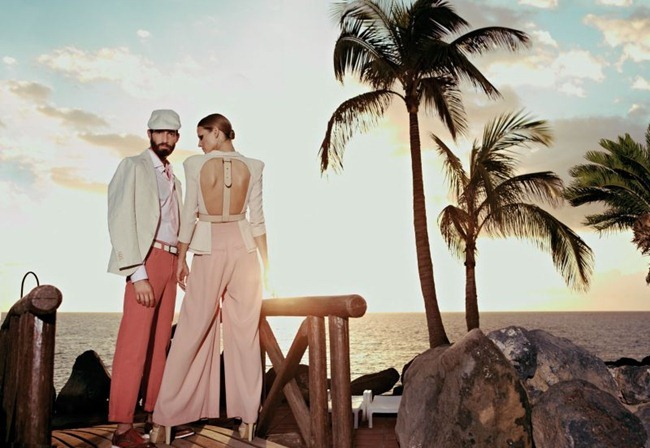 CAMPAIGN- Maximiliano Patane & Adrien Allen for Florentino Spring 2013 by Jordi Blacafort. www.imageamplified.com, Image Amplified (7)