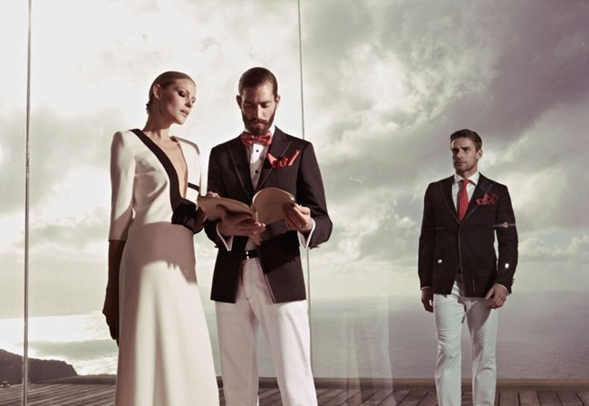 CAMPAIGN- Maximiliano Patane & Adrien Allen for Florentino Spring 2013 by Jordi Blacafort. www.imageamplified.com, Image Amplified (12)