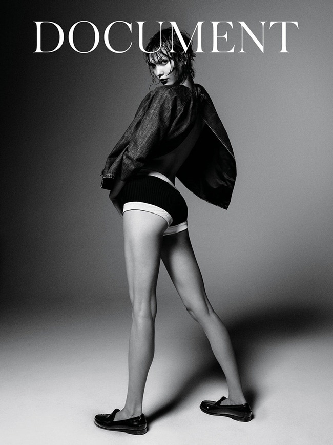 DOCUMENT JOURNAL- Karlie Kloss by Daniel Jackson. Benjamin Bruno, www.imageamplified.com, Image Amplified (1)