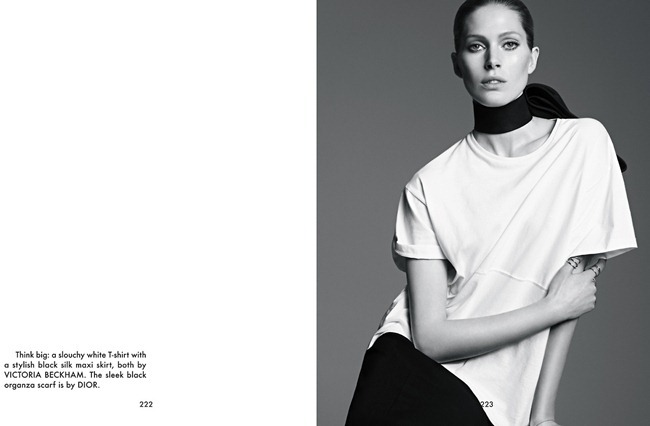 THE GENTLEWOMAN- Iselin Steiro in New Lady by Karim Sadli, Spring 2013, www.imageamplified.com, Image Amplified (3)
