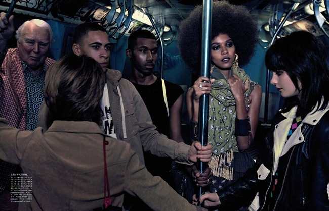 VOGUE JAPAN- Liya Kebede & DAvid Abbodji in The Vanishing Underground by Mikael Jansson. George Cortina, April 2013, www.imageamplified.com, Image Amplified (9)