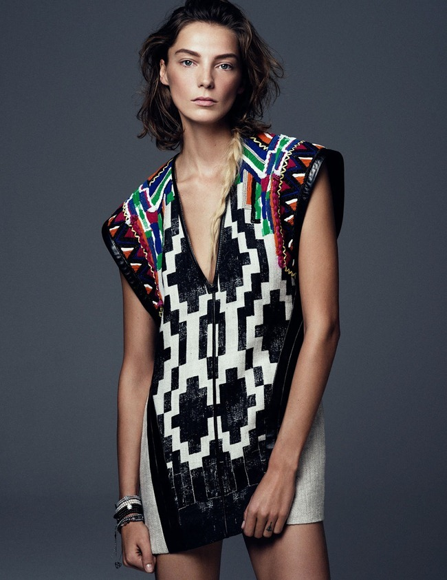 VOGUE UKRAINE- Daria Werbowy by Steven Pan. Ekaterina Mukhina, March 2013, www.imageamplified.com, image Amplified (6)