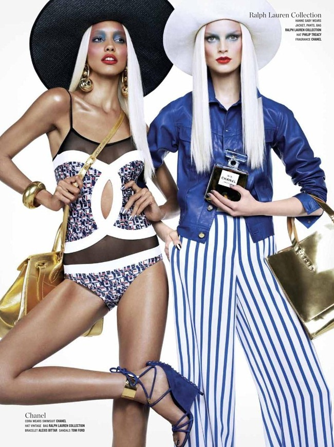 V MAGAZINE- Double Vision by Sharif Hamza. Tom Van Dorpe, Spring 2013, www.imageamplified.com, Image Amplified (1)