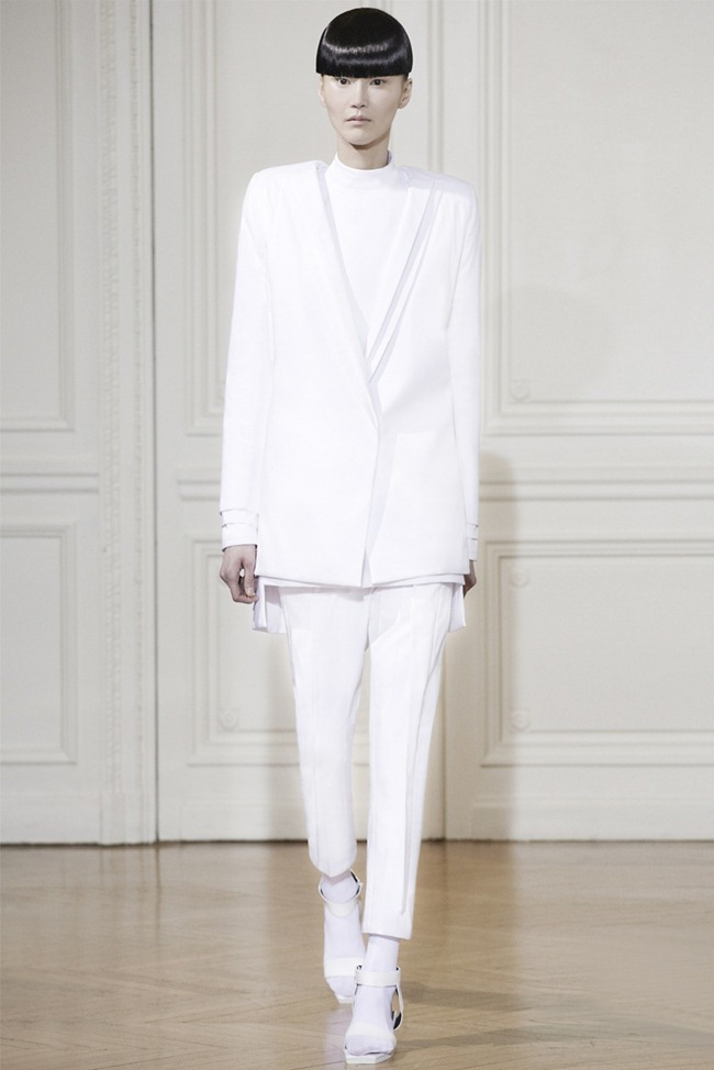 PARIS HAUTE COUTURE- Rad Hourani Spring 2013. www.imageamplified.com, Image Amplified