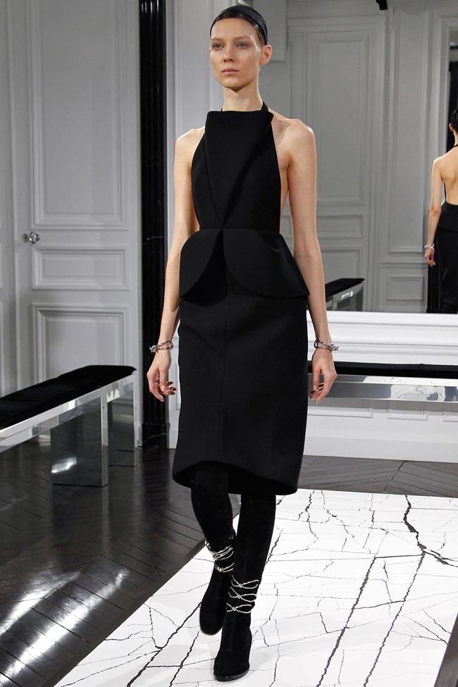 PARIS FASHION WEEK- Balenciaga Fall 2013. www.imageamplified.com, Image Amplified (7)