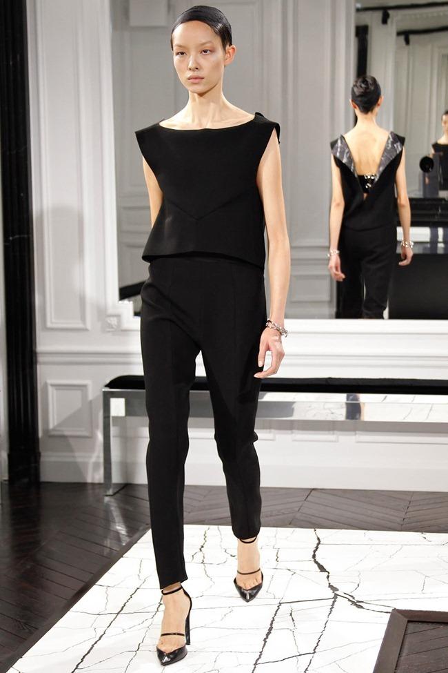 PARIS FASHION WEEK- Balenciaga Fall 2013. www.imageamplified.com, Image Amplified (19)