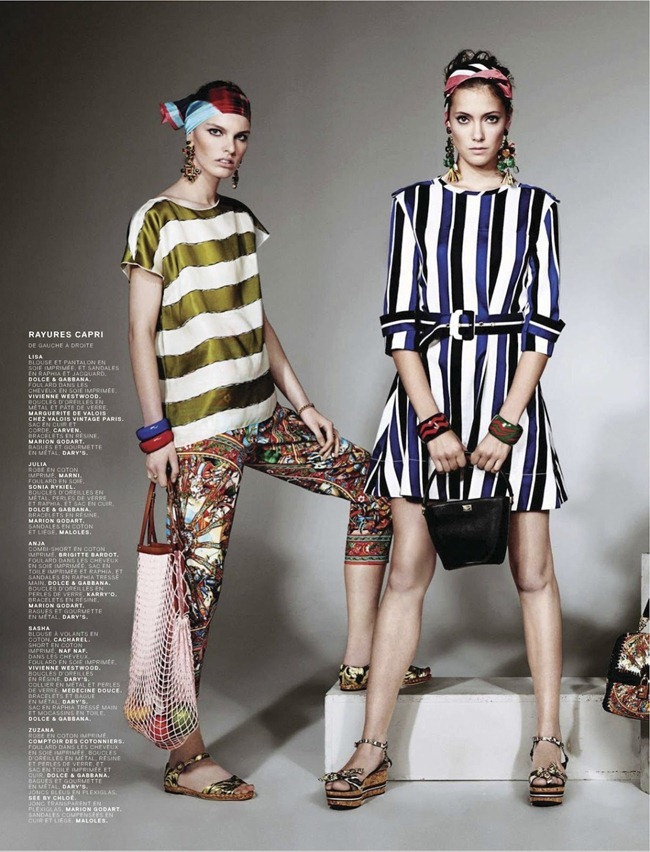 JALOUSE MAGAZINE- Sisters by Bjarne Jonasson. Anne Sophie Thomas, March 2013, www.imageamplified.com, Image Amplified (16)