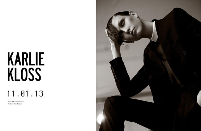 MUSE MAGAZINE- Karlie Kloss by Mariano Vivanco. Beth Fenton, Spring 2013, www.imageamplified.com, Image Amplified (1)