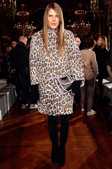 UPDATES/FRONT ROW: Stella McCartney Fall 2013 Ready-to-Wear. Image Amplified www.imageamplified.com