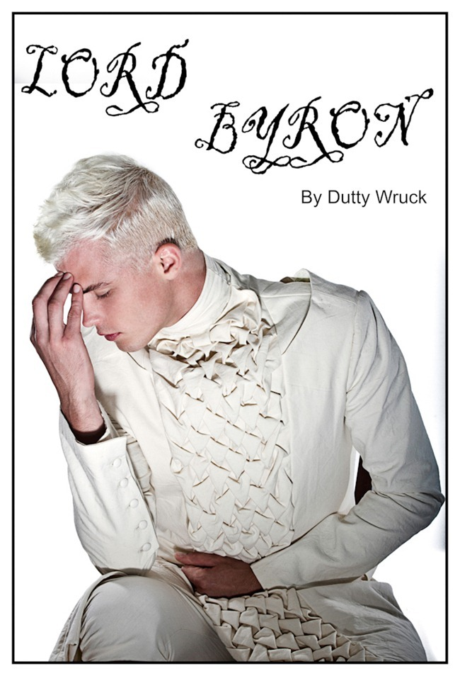 FEATURED MODEL- Dutty Wruck in Lord Byron by Ronaldo Gutierrez. www.imageamplified.com, Image Amplified