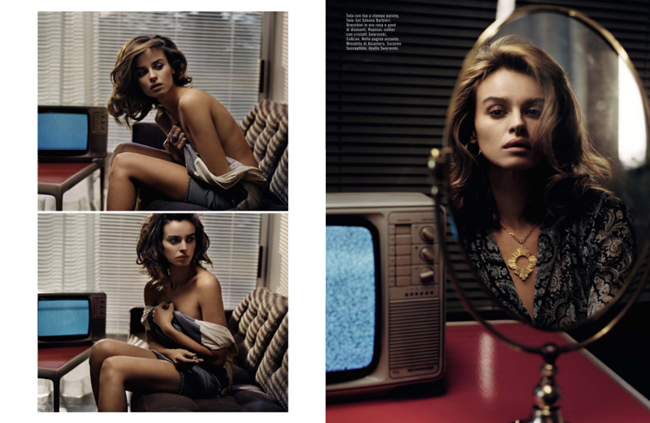 VOGUE ITALIA- Kasia Smutniak by Vincent Peters. March 2013, www.imageamplified.com, Image Amplified (6)
