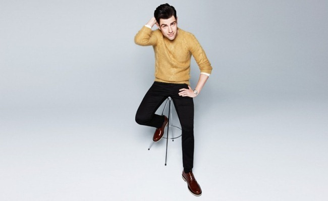 CAMPAIGN- Max Greenfield for MrPorter.com by Kai Z Feng. Grant Woolhead, www.imageamplified.com, Image Amplified (4)