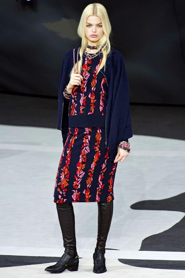 PARIS FASHION WEEK- Chanel Fall 2013. www.imageamplified.com, Image Amplified (34)