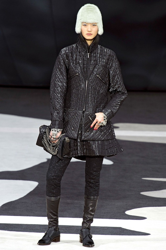 PARIS FASHION WEEK- Chanel Fall 2013. www.imageamplified.com, Image Amplified (55)