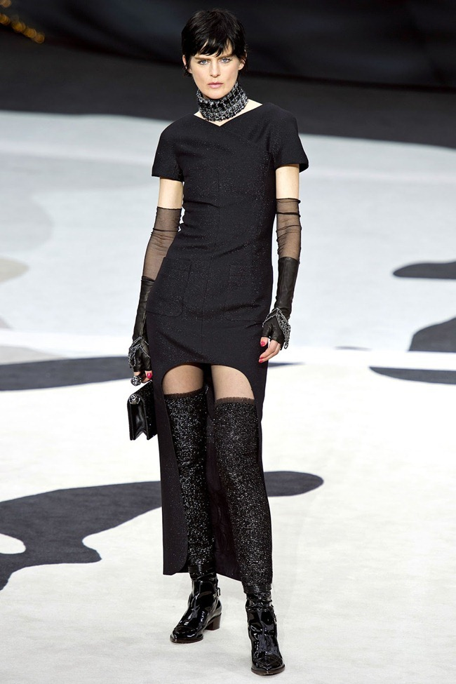 PARIS FASHION WEEK- Chanel Fall 2013. www.imageamplified.com, Image Amplified (77)