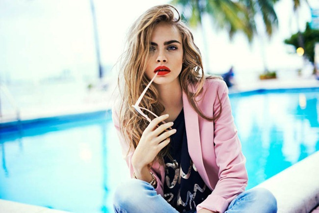 CAMPAIGN- Cara Delevigne for Reserved Spring 2013 by Mateusz Stankiewicz. www.imageamplified.com, Image Amplified (1)