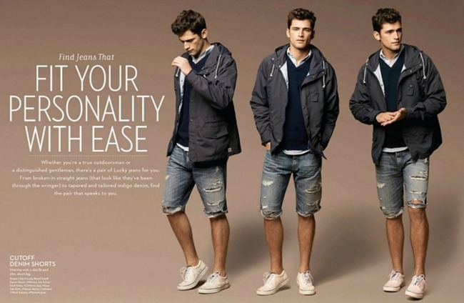 CAMPAIGN- Sean O'Pry for Lucky Brand Spring 2013. www.imageamplified.com, Image Amplified (6)