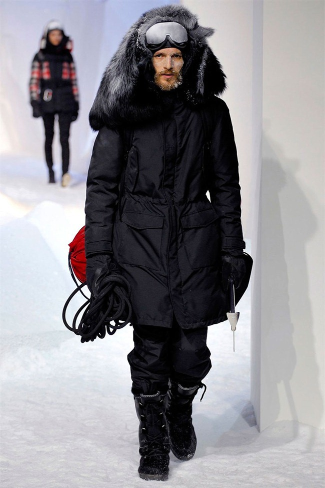 PARIS FASHION WEEK- Moncler Gamme Rouge Fall 2013. www.imageamplified.com, Image Amplified (15)