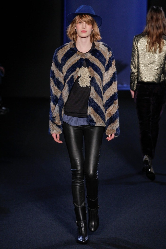 PARIS FASHION WEEK- Zadig & Voltaire Fall 2013, www.imageamplified.com, Image Amplified (16)