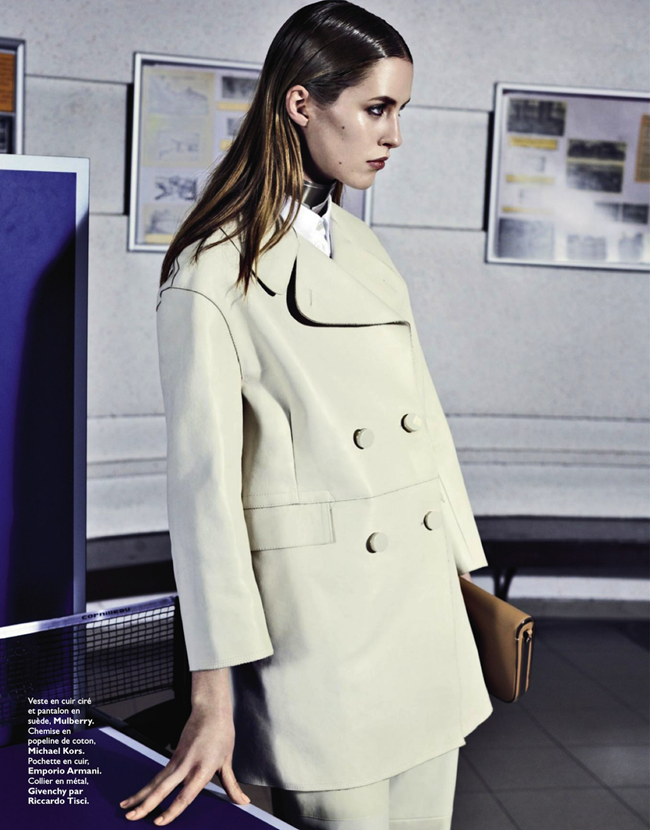 GRAZIA FRANCE- Julia Frauche in Cuir Particular by David Roemer. Teddy Czopp, March 2013, www.imageamplified.com, Image Amplified (6)