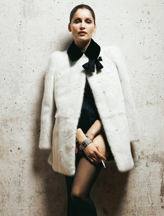 MADAME FIGARO FRANCE- Laetitia Casta by Amy Troost. March 2013, www.imageamplified.com,  Image Amplified (5)