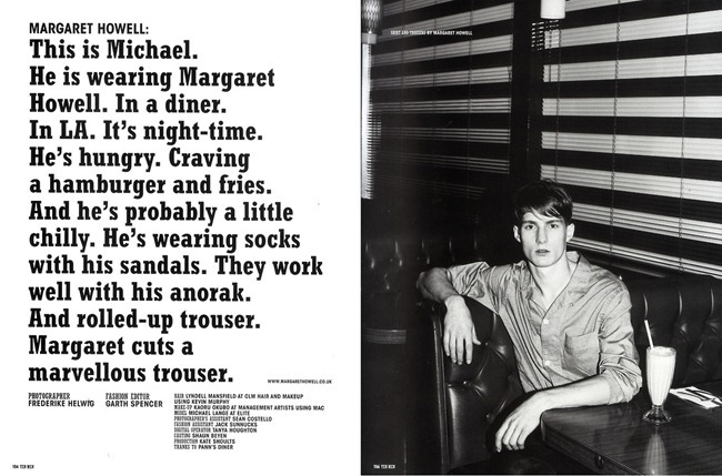 10 MEN MAGAZINE- Michael Lange in This Is Michael... by Frederike Helwig. Gareth Spencer, www.imageamplified.com, Image Amplified