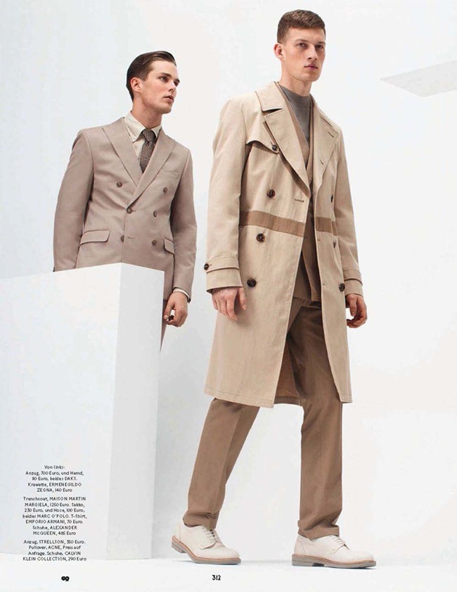 GQ STYLE GERMANY- Bastian Thiery, Nils Butler, Lars Burmeister & Thomas Sottong by Thomas Lohr. Spring 2013, Manuela Hainz, www.imageamplified.com, Image Amplified (15)
