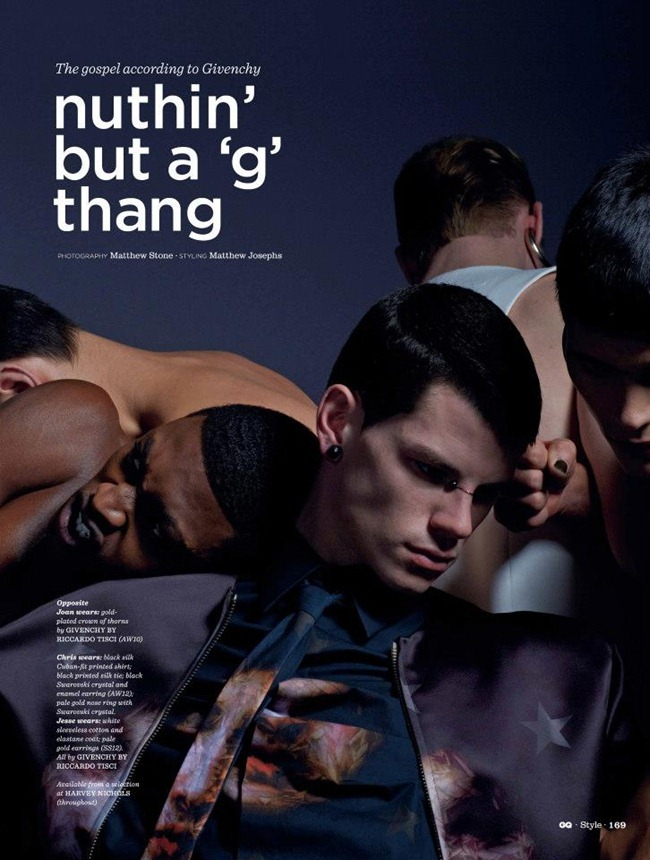 GQ STYLE UK- Nothin' But A 'G' Thang by Matthew Stone. Matthew Josephs, Spring 2013, www.imageamplified.com, Image Amplified (2)
